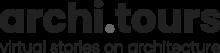 Logo archi.tours